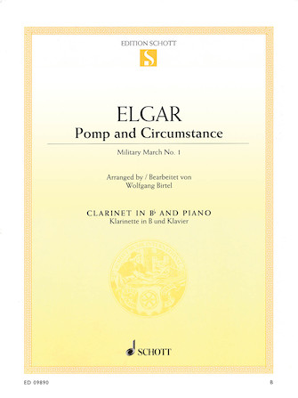 Product Cover for Pomp and Circumstance – Military March No. 1