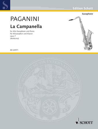 Product Cover for La Campanella, Op. 7