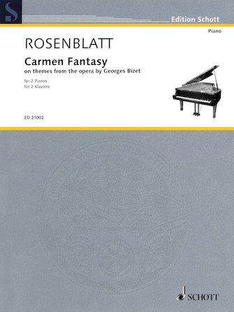 Product Cover for Carmen Fantasy