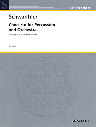Product Cover for Percussion Concerto No. 1
