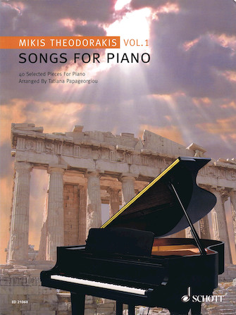 Product Cover for Songs for Piano – Volume 1