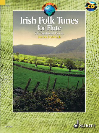Product Cover for Irish Folk Tunes for Flute