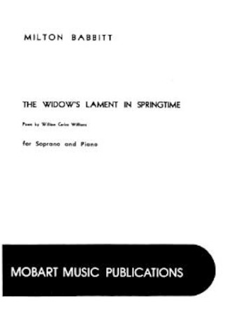 Product Cover for The Widow's Lament in Springtime