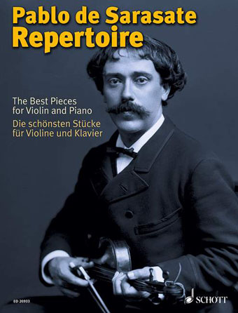 Product Cover for Pablo de Sarasate Repertoire