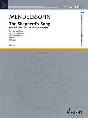 Product Cover for The Shepherd's Song