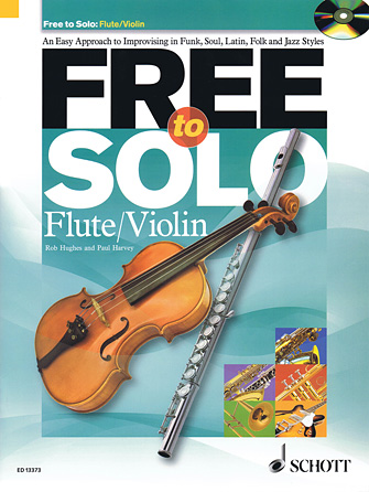 Free to Solo Flute or Violin