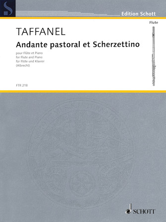 Product Cover for Andante Pastoral et Scherzettino