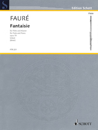 Product Cover for Fantaisie, Op. 79