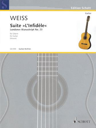 "Product Cover for Suite ""L'infidèle"""