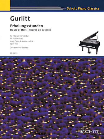 Product Cover for Hours of Rest, Op. 102