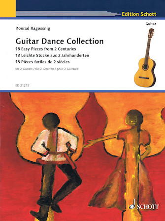 Product Cover for Guitar Dance Collection