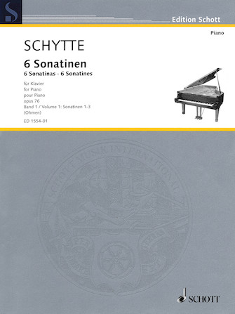 Product Cover for Six Sonatinas, Op. 76, Vol. 1 (Nos. 1-3)