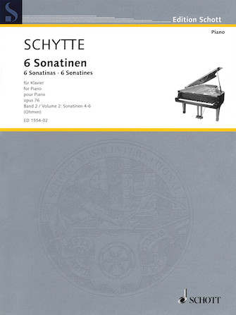 Product Cover for Six Sonatinas, Op. 76, Vol. 2 (Nos. 4-6)