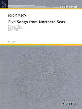 Product Cover for Five Songs from Northern Seas