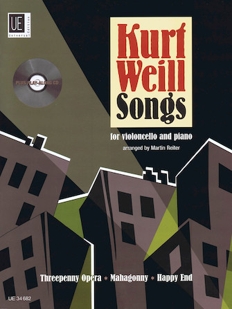 Product Cover for Kurt Weill Songs