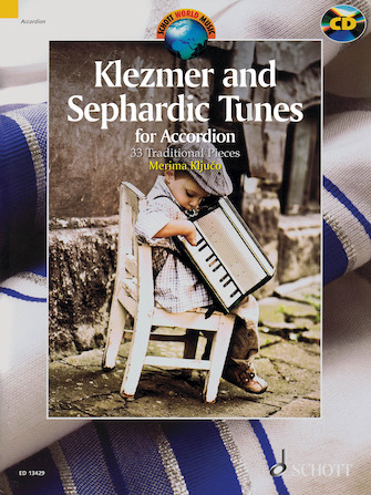 Product Cover for Klezmer and Sephardic Tunes