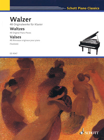 Product Cover for Waltzes