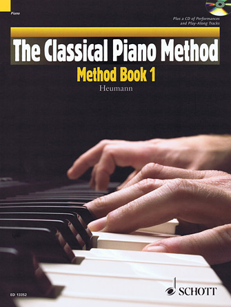 Product Cover for The Classical Piano Method - Method Book 1