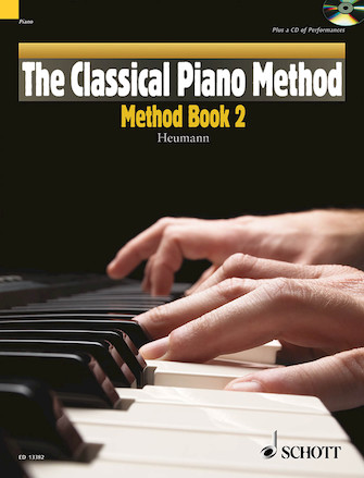 Product Cover for The Classical Piano Method - Method Book 2