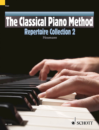 Product Cover for The Classical Piano Method – Repertoire Collection 2
