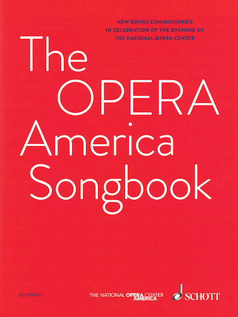 Product Cover for The Opera America Songbook