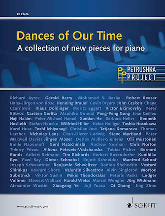 Product Cover for Dances of Our Time