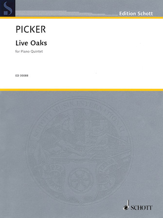 Product Cover for Live Oaks