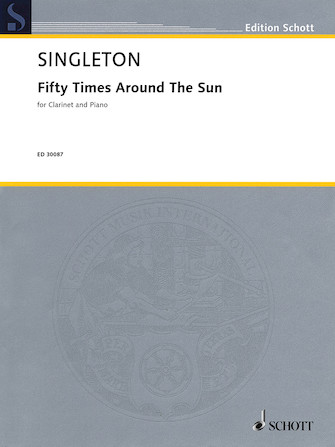 Product Cover for Fifty Times Around the Sun