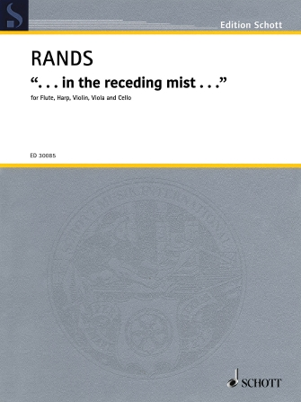 Product Cover for In the Receding Mist