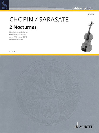 Product Cover for Frédéric Chopin – Two Nocturnes