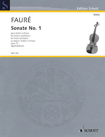 Product Cover for Sonata No. 1 in A Major, Op. 13