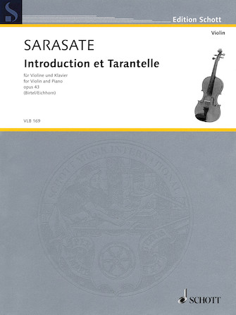 Product Cover for Introduction et Tarantelle, Op. 43