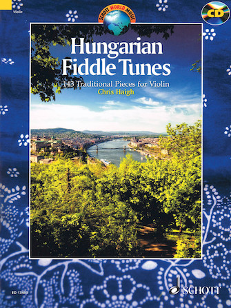 Product Cover for Hungarian Fiddle Tunes