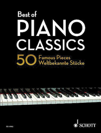 Product Cover for Best of Piano Classics