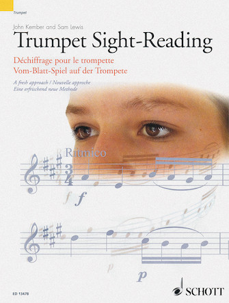 Product Cover for Trumpet Sight-Reading