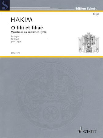 Product Cover for O filii et filiae
