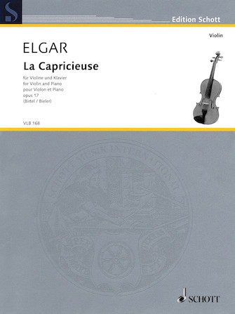 Product Cover for Edward Elgar – La Capricieuse, Op. 17
