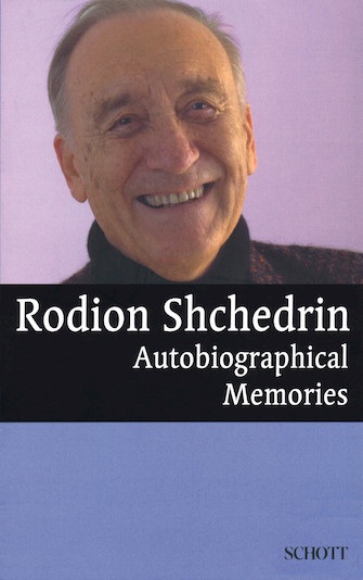 Product Cover for Rodion Shchedrin – Autobiographical Memories