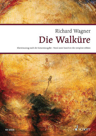 Product Cover for Die Walküre WWV 86 B