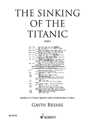 Product Cover for The Sinking of the Titanic