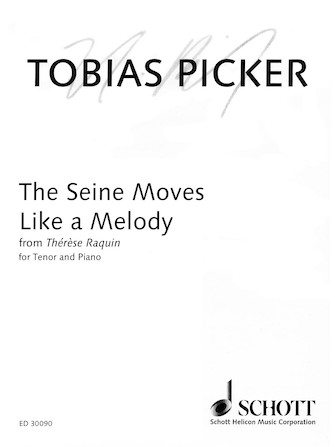 Product Cover for The Seine Moves Like a Melody