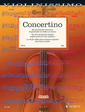 Product Cover for Concertino