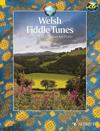 Product Cover for Welsh Fiddle Tunes