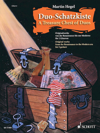 Product Cover for Duo-Schatzkiste A Treasure Chest of Duos
