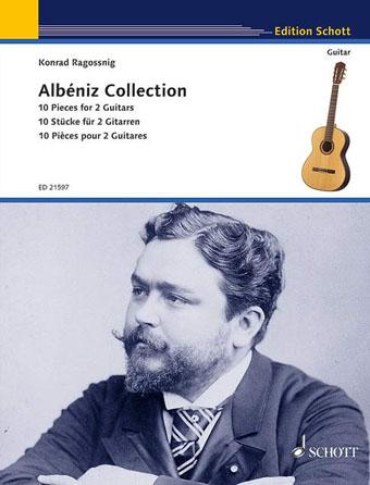 Product Cover for Isaac Albéniz – Albéniz Collection