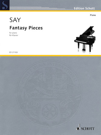 Product Cover for Fantasy Pieces, Op. 2