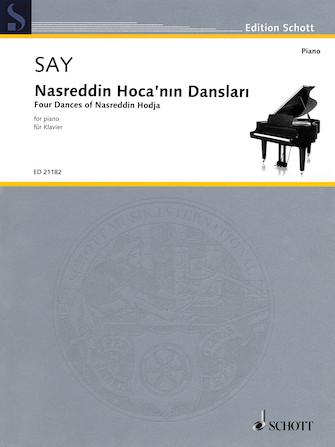 Product Cover for Four Dances of Nasreddin Hodja, Op. 1