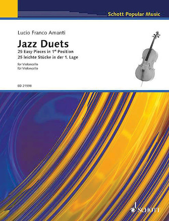 Product Cover for Jazz Duets for Cello