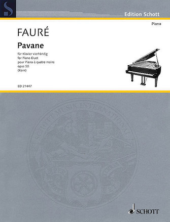 Product Cover for Pavane, Op. 50