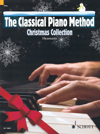 Product Cover for The Classical Piano Method –Christmas Collection